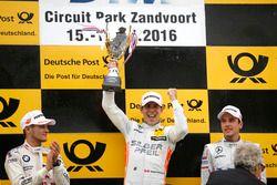 Podium: 1. Robert Wickens, Mercedes-AMG Team HWA, Mercedes-AMG C63 DTM; 2. Marco Wittmann, BMW Team