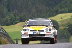 #33 Wolfgang Peuker, Natalie Solbach-Schmidt, Opel Manta 400