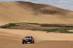 Сириль Депре и Давид Кастера, Peugeot Total