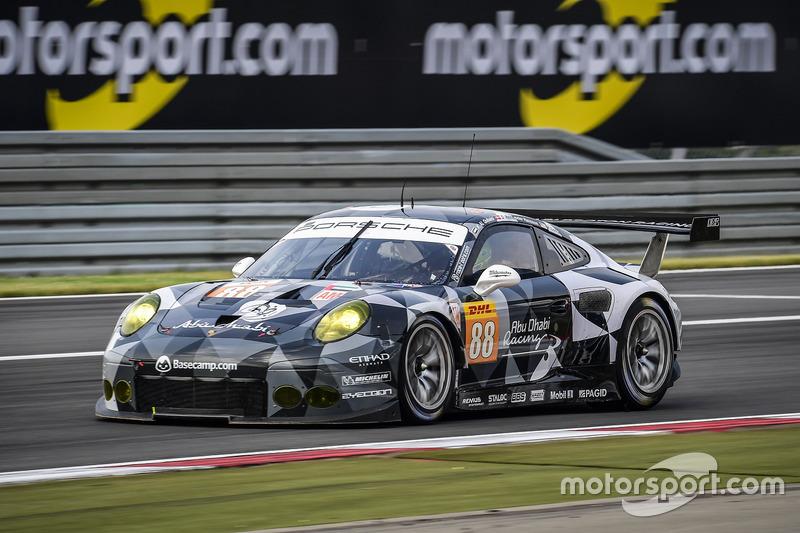 5. GTE-Am: #88 Proton Racing, Porsche 911 RSR: Khaled Al Qubaisi, David Heinemeier Hansson, Patrick Long