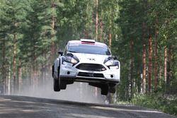 Janne Tuohino, Markku Tuohino, Ford Fiesta R5