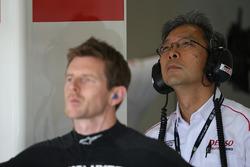 Toshio Sato, Toyota Racing presidente