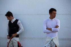 Charles Leclerc, ART Grand Prix en Alexander Albon, ART Grand Prix