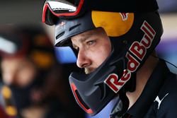 Un mécanicien Red Bull Racing