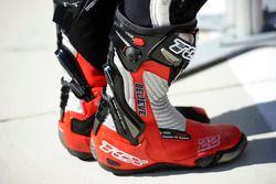 Botas de Sam Lowes, Federal Oil Gresini Moto2