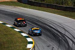 #83 Next Level European Porsche Cayman: Greg Liefooghe, Ari Balogh, #93 HART Honda Civic Si: Chad Gi