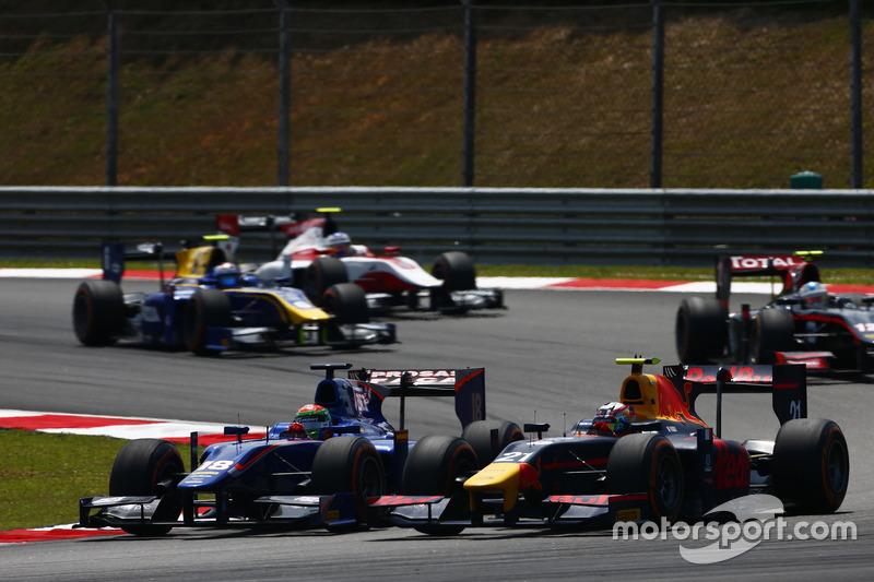 Sergio Canamasas, Carlin, Pierre Gasly, PREMA Racing