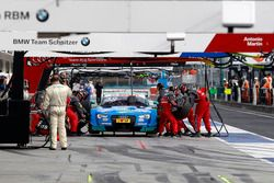 Pit stop, Edoardo Mortara, Audi Sport Team Abt Sportsline, Audi RS 5 DTM