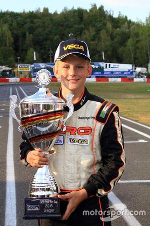 DSKC-Champion Max Tubben