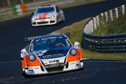 Frank Kräling, Christopher Brück, Marc Gindorf, Porsche 991 GT3 Cup MR
