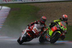 Choque, Simone Corsi, Speed Up Racing, Takaaki Nakagami, Honda Team Asia