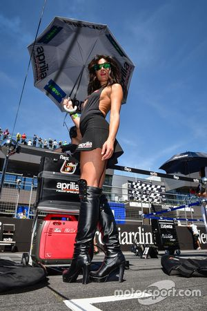 Lovely Aprilia girl