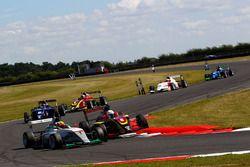 Al Faisal Al Zubair, Fortec Motorsports and Krishnaraaj Mahadik, Chris Dittmann Racing