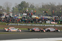 Matias Rossi, Donto Racing Chevrolet, Facundo Ardusso, JP Racing Dodge, Lionel Ugalde, Ugalde Compet