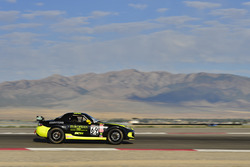 #69 SAC Racing Mazda MX-5: Anthony Geraci