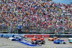 Partenza: Alex Bowman, JR Motorsports Chevrolet al comando