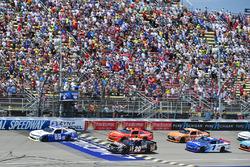 Start: Alex Bowman, JR Motorsports, Chevrolet, führt