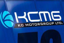 KCMG zona de Paddock y logo