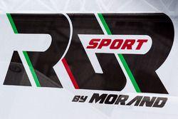RGR Sport by Morand paddock en logo