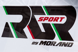RGR Sport by Morand paddock area and logo