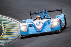 #28 IDEC Sport Racing, Ligier JSP2 Judd: Inès Taittinger, Remy Streibig, Leo Roussel