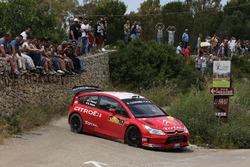 Luca Pedersoli e Matteo Romano, Citroen C4 WRC