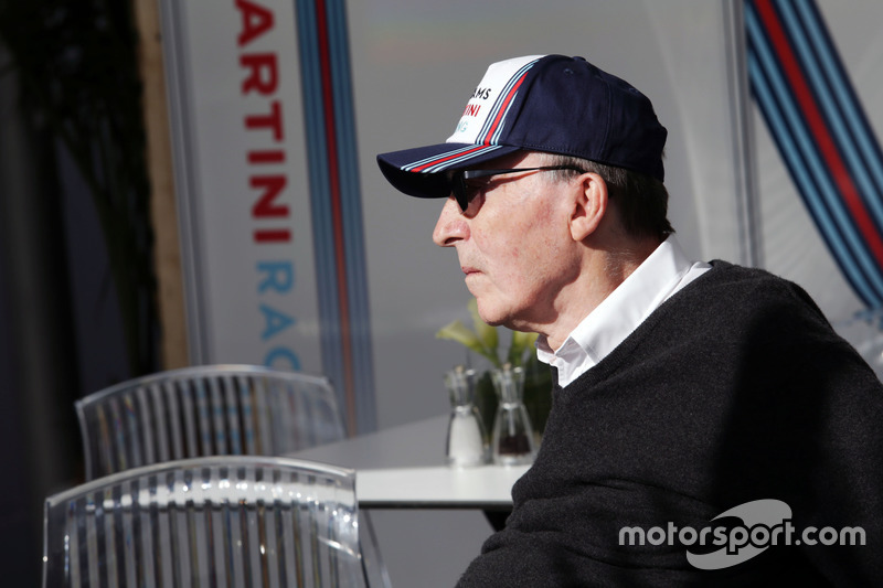 Frank Williams, Proprietario del Team Williams