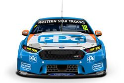 Fabian Coulthard livery