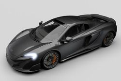 McLaren Carbon Series LT