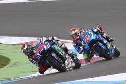 Хорхе Лоренсо, Yamaha Factory Racing и Маверик Виньялес, Team Suzuki MotoGP