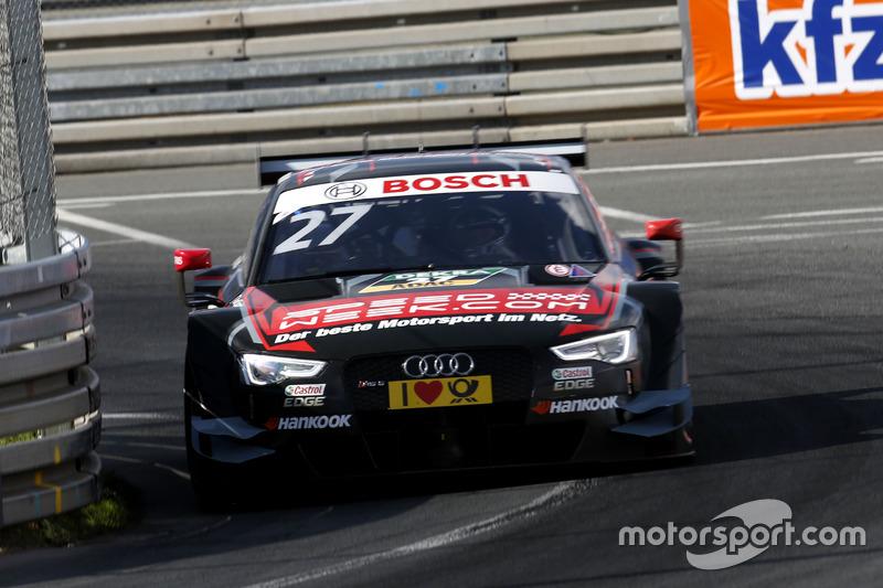 19. Adrien Tambay, Audi Sport Team Rosberg, Audi RS 5 DTM