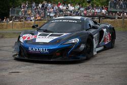 McLaren 650 GT3 - Duncan Tappy
