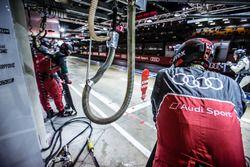 Miembros del equipo Audi Sport Team Joest