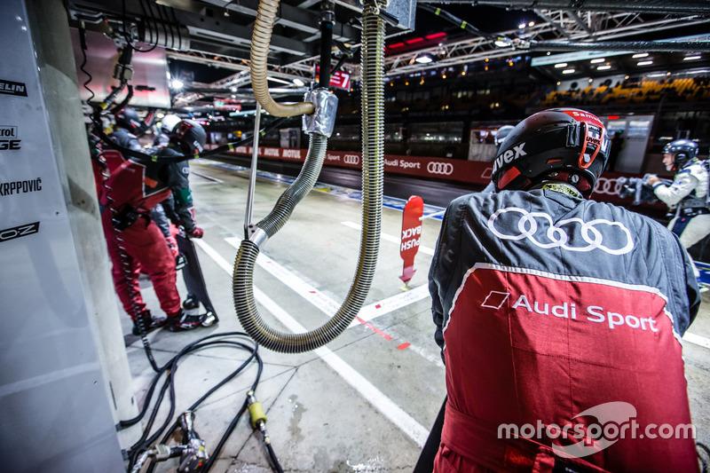 Audi Sport Team Joest takım elemanları