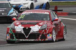 Peter Fulin, Alfa Romeo Giulietta TCR