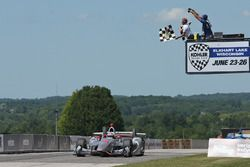 Will Power, Team Penske Chevrolet, se lleva la victoria