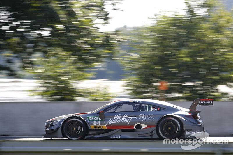 Ausgefallen: Maximilian Götz, Mercedes-AMG Team HWA, Mercedes-AMG C63 DTM