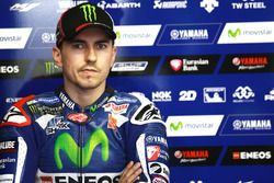 Conferenza stampa: Jorge Lorenzo, Yamaha Factory Racing