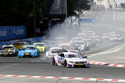 Start: Christian Vietoris, Mercedes-AMG Team Mücke, Mercedes-AMG C63 DTM, führt