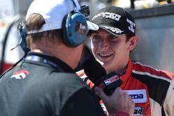 Ganador de la pole Zach Veach, Belardi Auto Racing