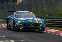Polesitter: #9 AMG-Team Black Falcon, Mercedes-AMG GT3: Hubert Haupt, Yelmer Buurman, Maro Engel, Dirk Müller