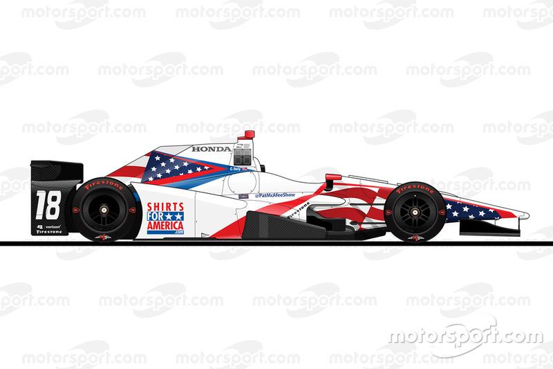 24. Конор Дэли, Dale Coyne Racing Honda