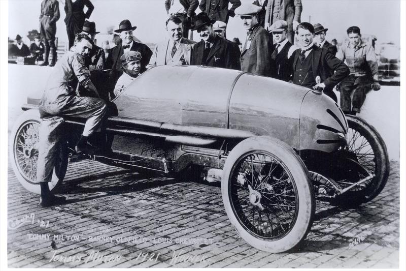 1921: Tommy Milton