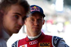 Mattias Ekström (SWE) Audi Sport Team Abt Sportsline, Audi A5 DTM. 21.05.2016, DTM Round 2, Spielbe