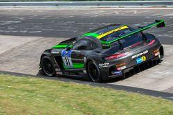 #31 AMG-Team HTP Motorsport, Mercedes-AMG GT3: Christian Vietoris, Christian Hohenadel, Renger Van d