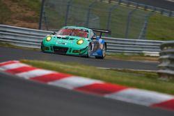 Wolf Henzler, Peter Dumbreck, Alexandre Imperatori, Falken Motorsort, Porsche 991 GT3R
