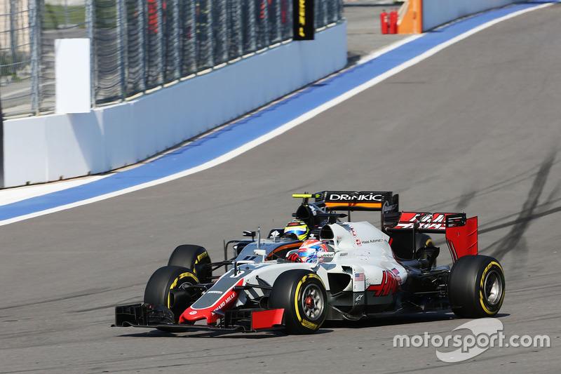 Grosjean de retour dans les points
