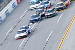 Choque de Joey Logano, Team Penske Ford
