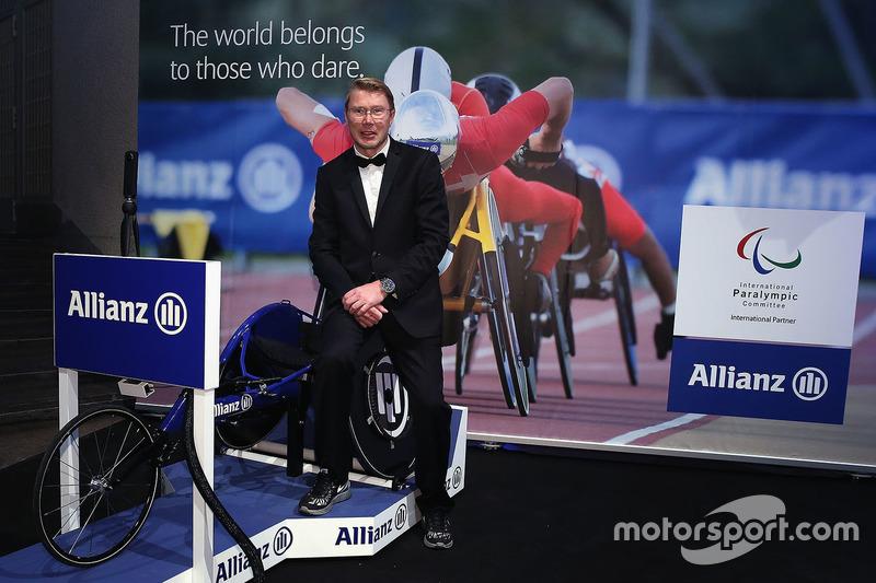 Mika Häkkinen, Laureus-Jurymitglied