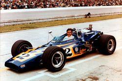 Le vainqueur Al Unser, Colt/Ford